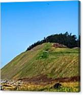Ebey's Bluff Canvas Print