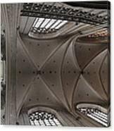 Ecclesiastical Ceiling No. 3 Canvas Print