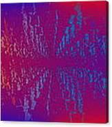 Echo Echo Echo Canvas Print