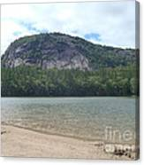 Echo Lake Canvas Print