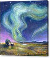 Echoes In The Sky Canvas Print