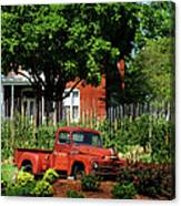 Eckert's Old And New Canvas Print