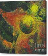 Eclipse II Canvas Print