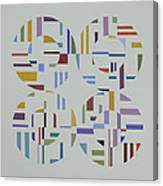 Ecliptic #1 Canvas Print