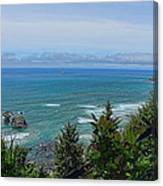 Ecola State Park Canvas Print