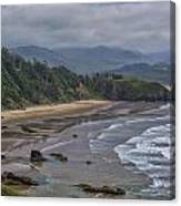 Ecola View Canvas Print