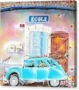 Ecole Canvas Print