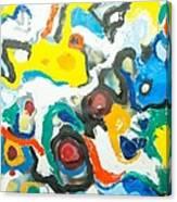 Ecstasy 2 Canvas Print