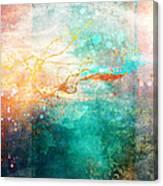 Ecstatic Canvas Print