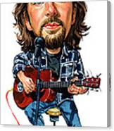 Eddie Vedder Canvas Print