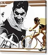 Eddy Merckx Canvas Print