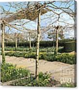 Eden Spring Garden Canvas Print