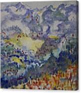 Eden's Womb Canvas Print