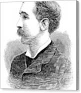 Edgar Vincent (1857-1941) Canvas Print