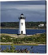 Edgartown Lighthouse Canvas Print