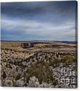 Edges Of The Grand Canyon Canvas Print