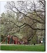 Edgewood Park New Haven Connecticut Canvas Print