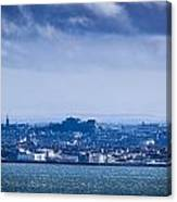 Edinburgh Castl Canvas Print