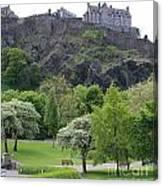 Edinburgh Castle 6493 Canvas Print