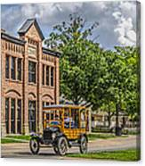 Edison Model T Ford Canvas Print