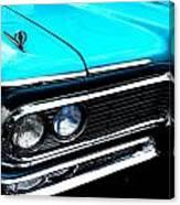 Edsel Frontal Canvas Print
