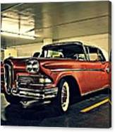 Edsel In Vegas Canvas Print