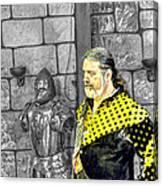 Edward I V Of England Canvas Print