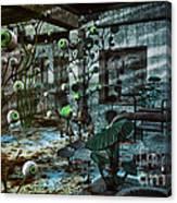 Eerie Location Canvas Print