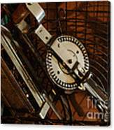 Egg Beater In Basket Canvas Print