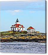 Egg Rock Lighthouse Canvas Print