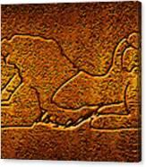 Egyptian Air Canvas Print