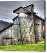 Ei-ei-eio Old Mcdonald Has A Farm Canvas Print