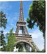 Eiffel Tower - 1 Canvas Print