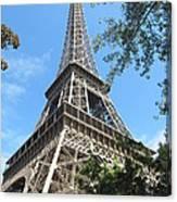 Eiffel Tower - 2 Canvas Print