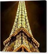 Eiffel Tower Four Canvas Print
