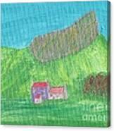 Eigg Canvas Print
