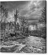 Eighteenmile Creek 1835b Canvas Print