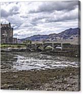 Eilean Donan Castle - 1 Canvas Print