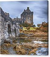 Eilean Donan Castle 3 Canvas Print