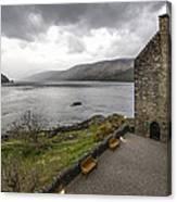 Eilean Donan Castle - 6 Canvas Print