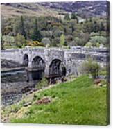 Eilean Donan Castle - 8 Canvas Print