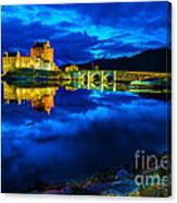 Eilean Donan Castle Scotland IIi Canvas Print