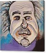 Einstein Canvas Print