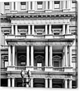 Eisenhower Executive Building Canvas Print