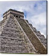 El Castillo Canvas Print