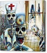 El Doctor Canvas Print