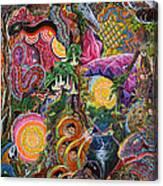 El Encanto De Las Piedras Canvas Print