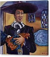 El Gallero Canvas Print