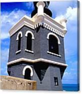 El Morro Lighthouse Canvas Print