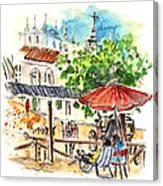El Rocio 01 Canvas Print